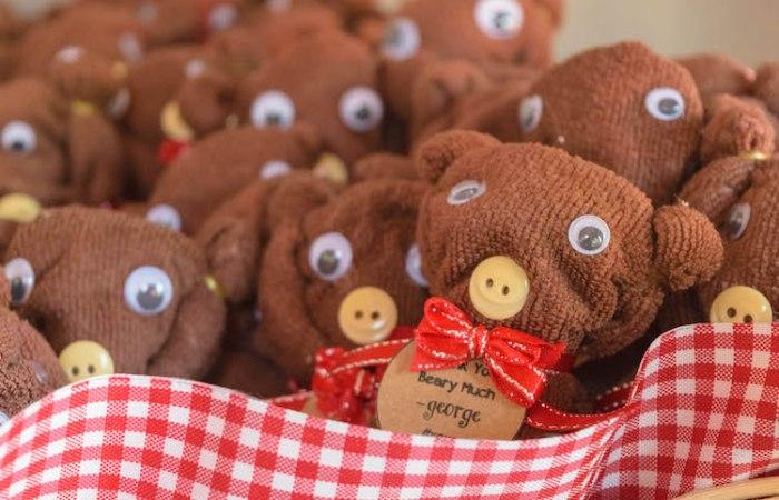 Bear-Themed Parties