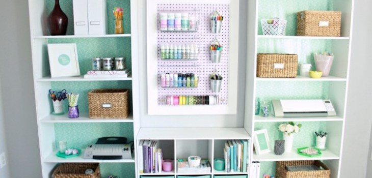 12 Gorgeous Craft Spaces 💕