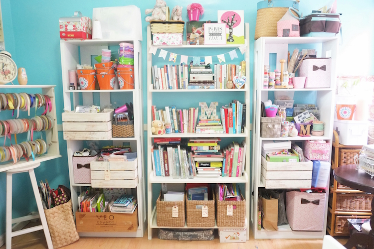 Homemade Parties DIY Party _Pretty Craft Rooms 12