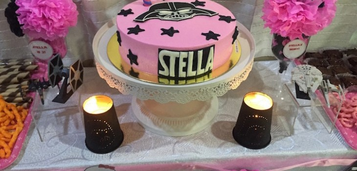 Stella's Star Wars Party