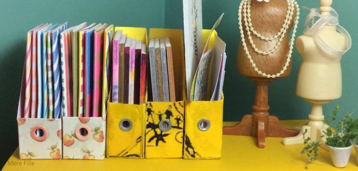 Craft Room Tour: Mere Fille
