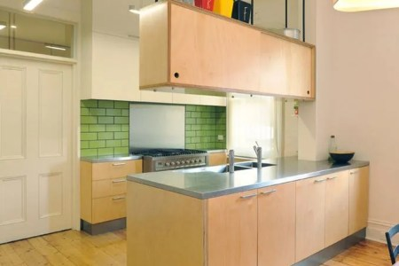 simple kitchen design for small house 6
