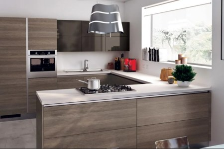 simple kitchen designs modern 14