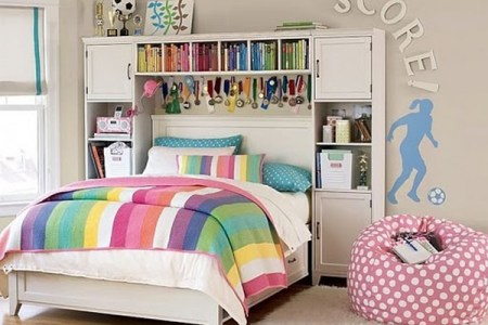 15 awesome kids soccer bedrooms | home design and interior