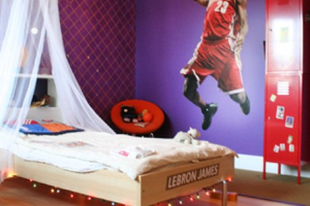 20 sporty bedroom ideas with basketball theme | home