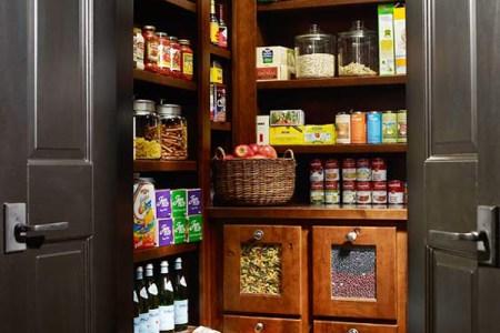 20 modern kitchen pantry storage ideas | home design and