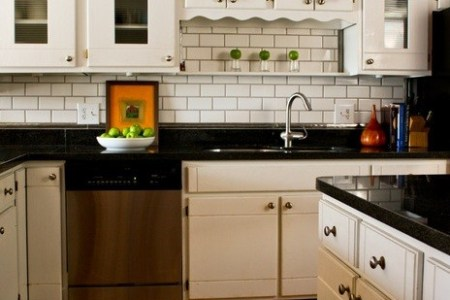 kitchen wall tile designs brick tile style