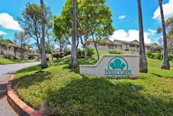 Westview entrance