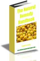 The Natural Remedy Handbook