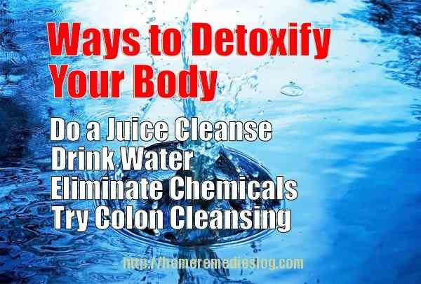 detox your body meme