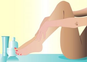 rejuvenation secrets - leg skin