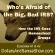 How the IRS sees homeschool co-ops (podcast)