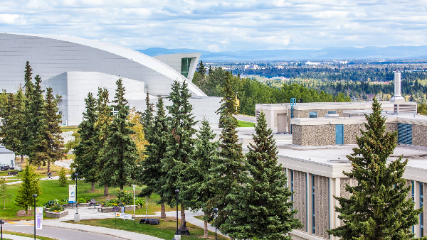The University of Alaska Fairbanks