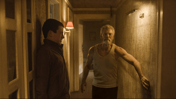 Don't Breathe: A Psychological Horror Movie