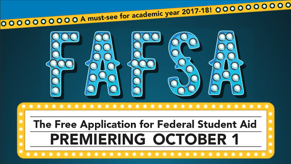 FAFSA Changes Begin This Year