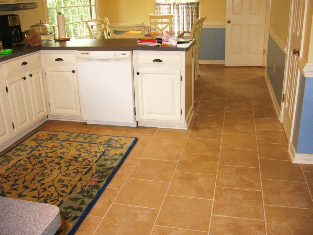 brown vinyl floor for kitchen room floral patterns carpet white kitchen set with wood countertop