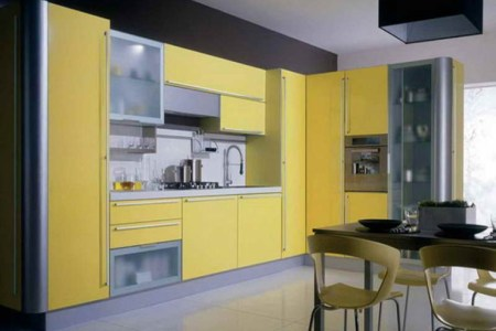 a minimalist kitchen design resulted by virtual home de kitchen planner tool