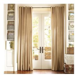 Small Crop Of Curtains For Sliding Glass Doors