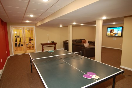 interior design games for adults and game roof for adult plus tennis table and comfy brown leather sectional sofa