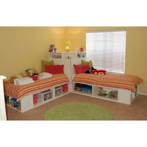 Medium Crop Of Twin Bed With Storage