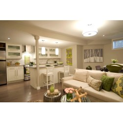 Small Crop Of Kitchen Living Room Combos