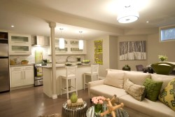 Small Of Kitchen Living Room Combos