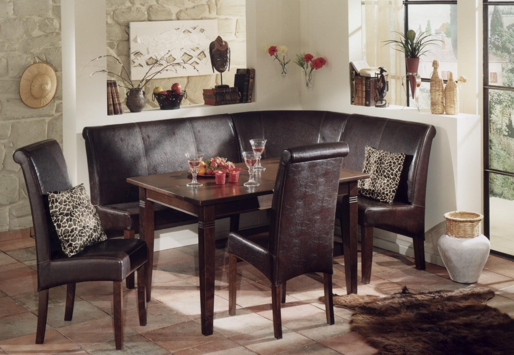 Encouraging Breakfast Nook Room Sets Bench Chairs Table Stone Wall Andtile Room Nook Sets Homesfeed Breakfast Nook Set Oak Breakfast Nook Settee houzz-03 Breakfast Nook Set