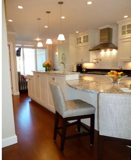 Medium Of Modern Kitchen Island Table