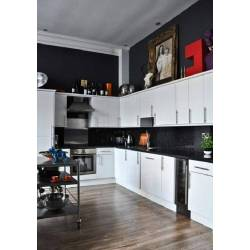Small Crop Of Black Kitchen Decor
