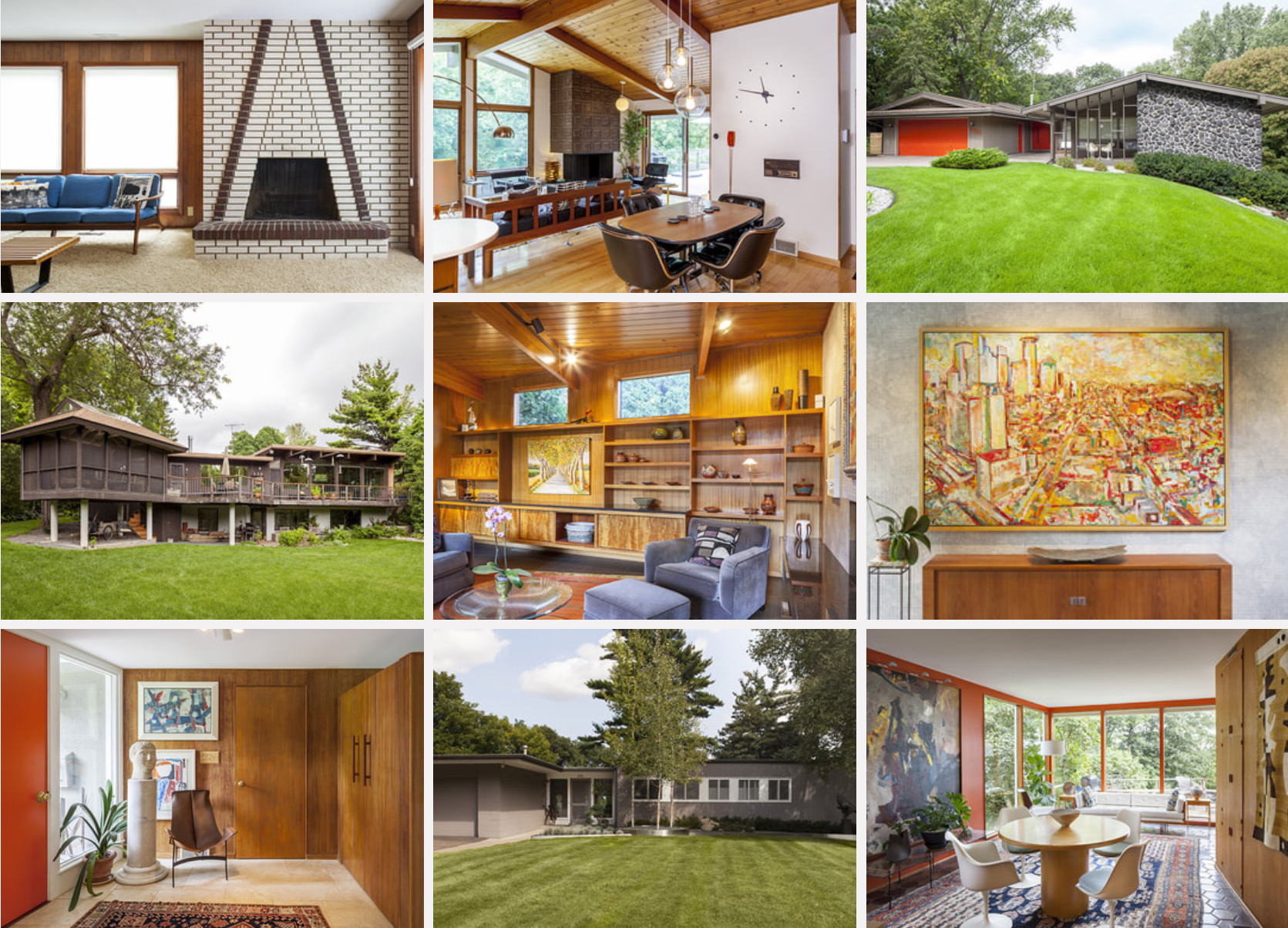 Extraordinary Homes October Docomomo Has Seven Midcentury Homes Opento Tour Ticket Hers Tour Day October Tour houzz-03 Mid Century Modern Homes