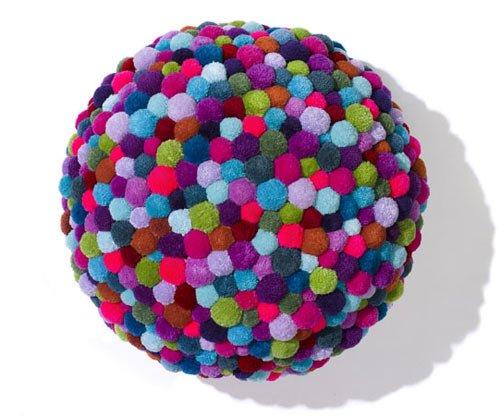 Pom-Pom Crafts and Ideas-homesthetics (4)
