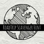 roadtrip scavenger hunt ideas
