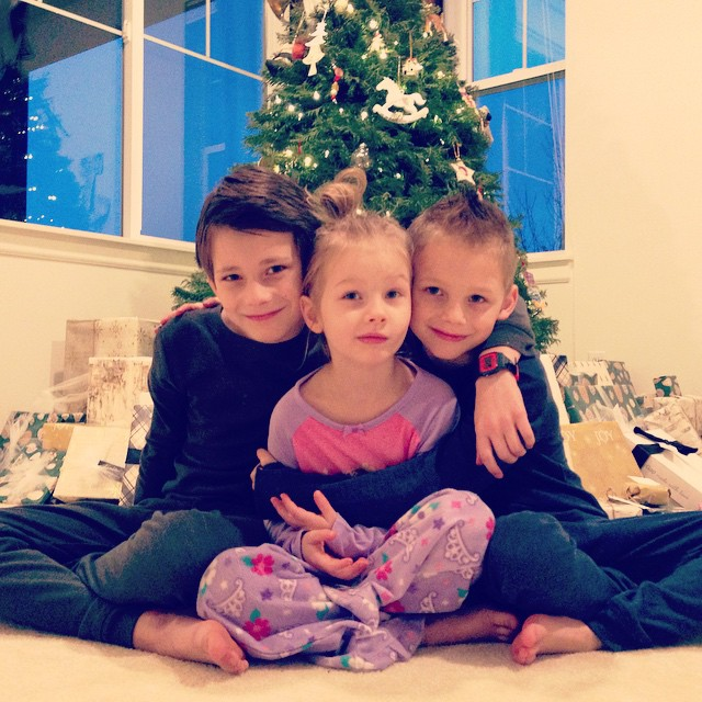 Merry Christmas from our family to yours. May your day…