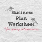 business plan for kids