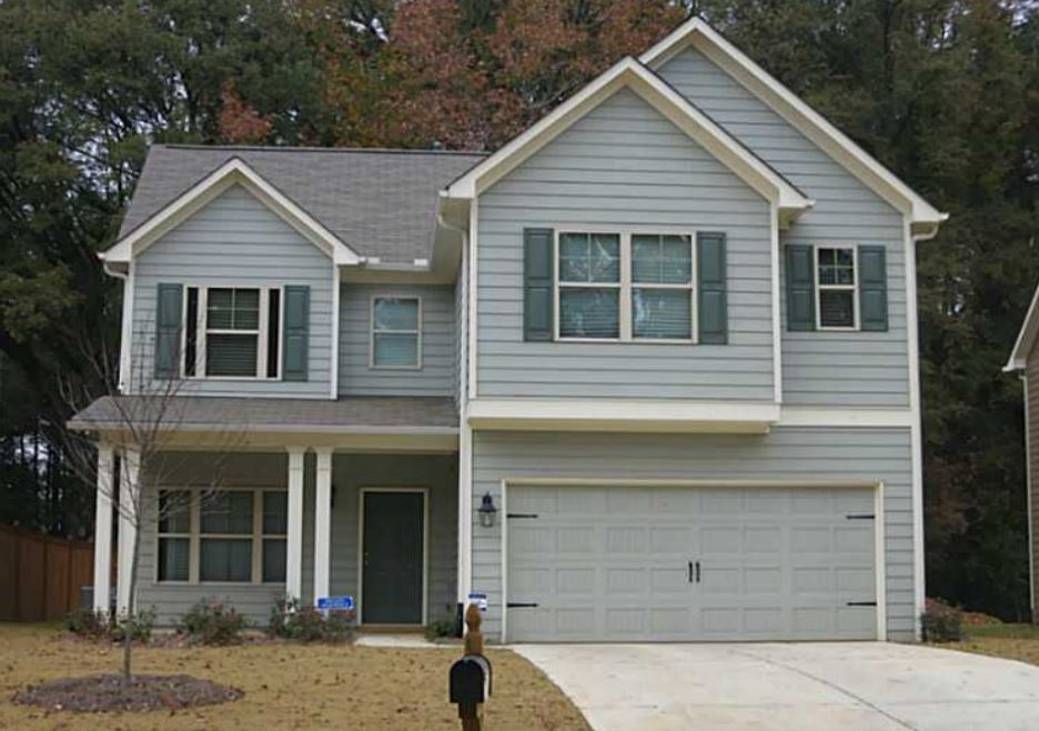 Newer built homes in lakewood park craftsman style living for Craftsman style home builders atlanta