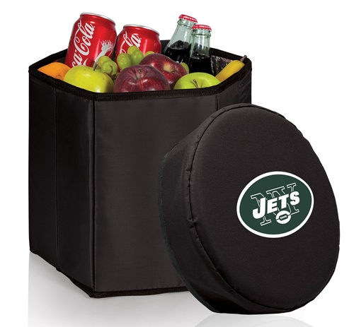 New York Jets Bongo Cooler Black