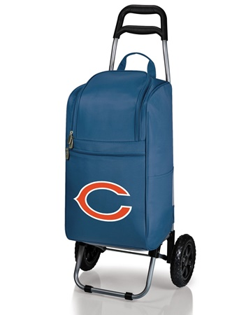 Chicago Bears Cart Cooler Navy