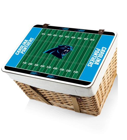 Carolina Panthers Canasta Grande Picnic Basket