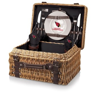 Arizona Cardinals Champion Picnic Basket