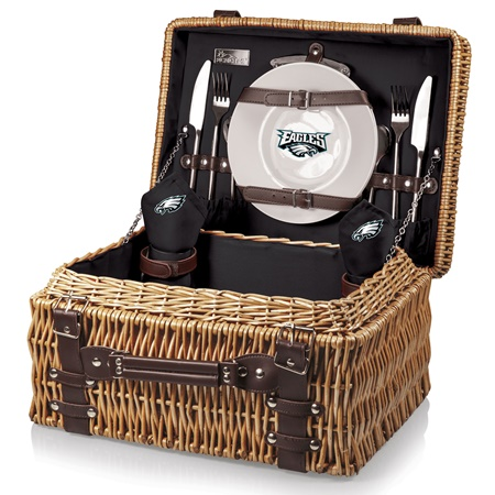 Philadelphia Eagles Champion Picnic Basket