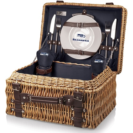 Seattle Seahawks Champion Picnic Basket
