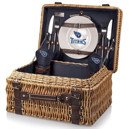 Tennessee Titans Champion Picnic Basket