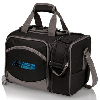 Carolina Panthers Malibu Picnic Cooler Tote
