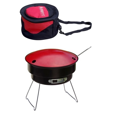 Cooler BBQ Grill Combo Set