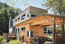lakeside prefab house