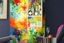 graffiti furniture