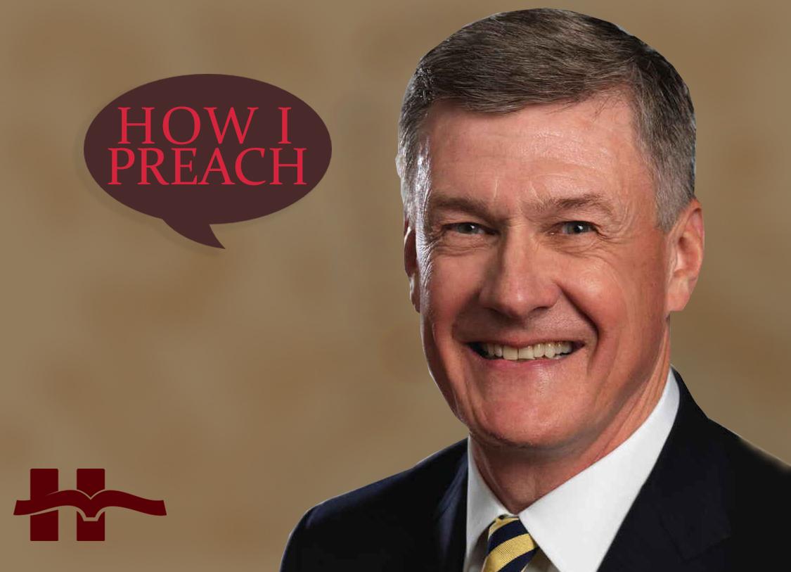 Steven Lawson: How I Preach