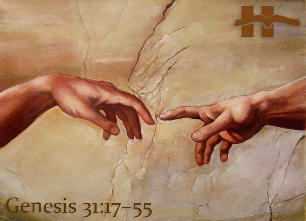 Genesis 31:17−55