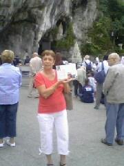 Homme iti Lourdes