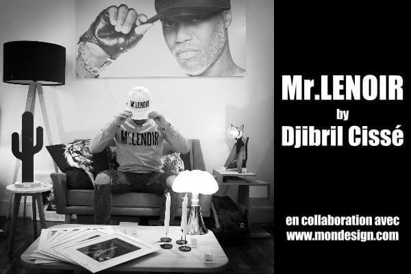 Mr.LENOIR by Djibril Cissé